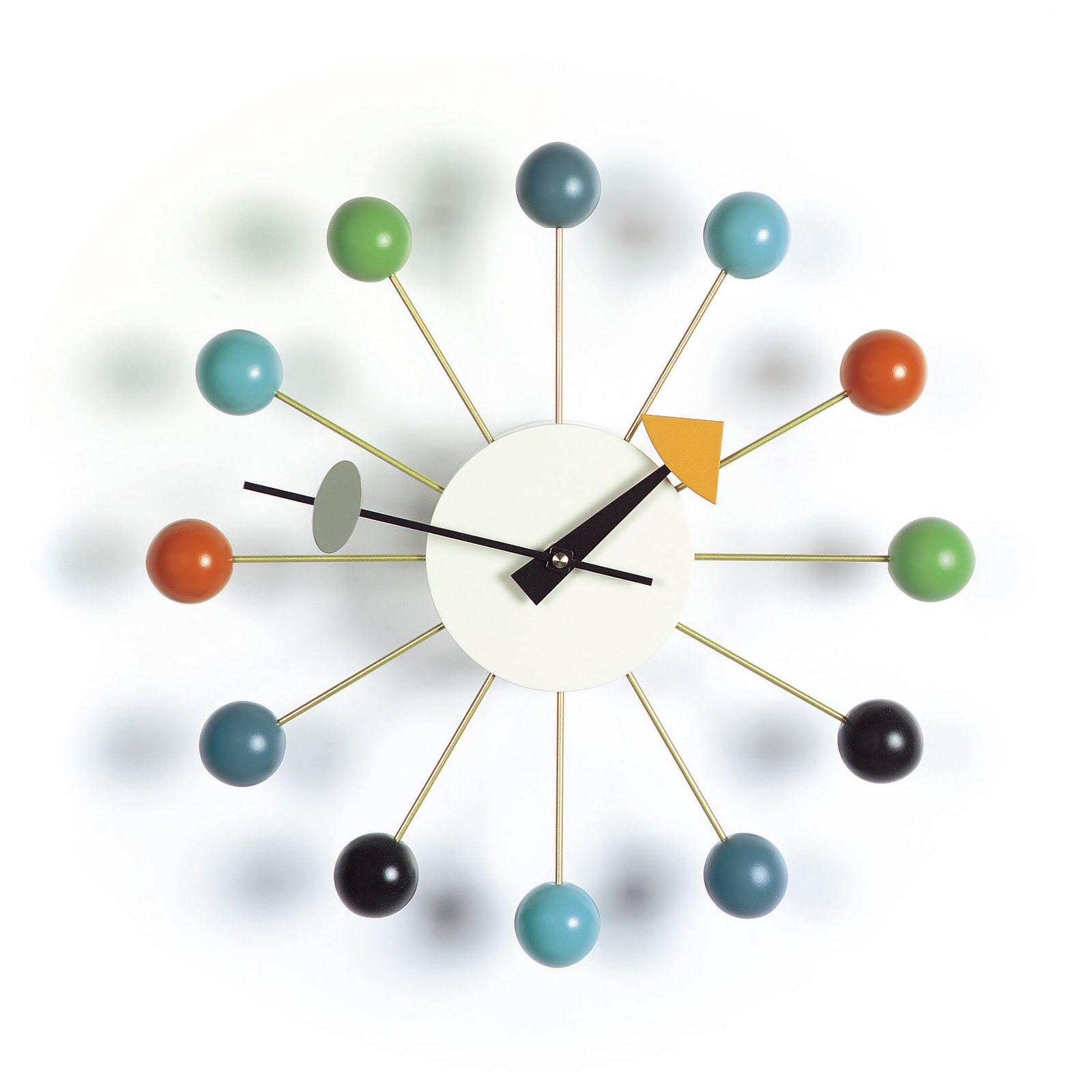 Related Keywords Suggestions For Mid Century Modern Wall Clock